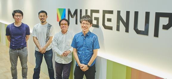 株式会社MUGENUPの写真